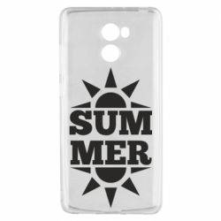 Чехол для Xiaomi Redmi 4 Summer and sun