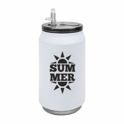 Термобанка 350ml Summer and sun
