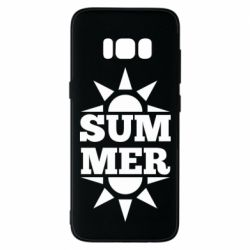 Чехол для Samsung S8 Summer and sun