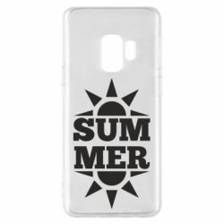 Чехол для Samsung S9 Summer and sun