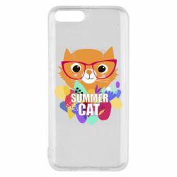 Чехол для Xiaomi Mi6 Summer cat