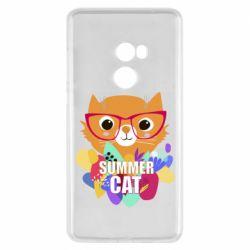 Чехол для Xiaomi Mi Mix 2 Summer cat