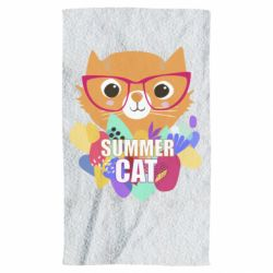Полотенце Summer cat