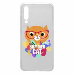 Чехол для Xiaomi Mi9 Summer cat