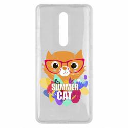 Чехол для Xiaomi Mi9T Summer cat