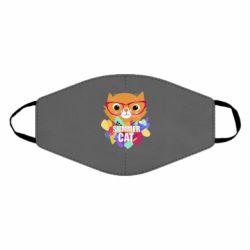 Маска для обличчя Summer cat