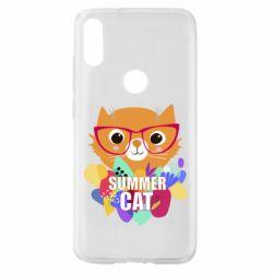 Чехол для Xiaomi Mi Play Summer cat