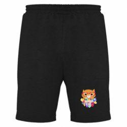 Мужские шорты Summer cat