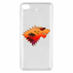 Чехол для Xiaomi Mi 5s Summer Wolf with glasses Game of Thrones