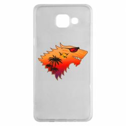 Чехол для Samsung A5 2016 Summer Wolf with glasses Game of Thrones