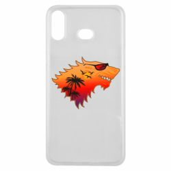 Чехол для Samsung A6s Summer Wolf with glasses Game of Thrones