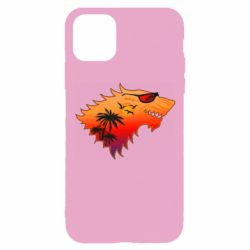 Чехол для iPhone 11 Pro Summer Wolf with glasses Game of Thrones