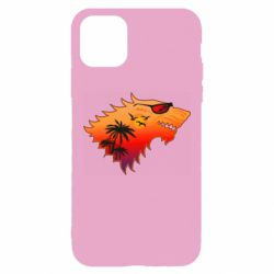 Чехол для iPhone 11 Pro Max Summer Wolf with glasses Game of Thrones