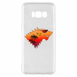Чехол для Samsung S8 Summer Wolf with glasses Game of Thrones