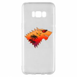 Чехол для Samsung S8+ Summer Wolf with glasses Game of Thrones
