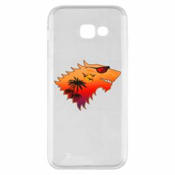 Чехол для Samsung A5 2017 Summer Wolf with glasses Game of Thrones