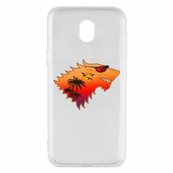 Чехол для Samsung J5 2017 Summer Wolf with glasses Game of Thrones