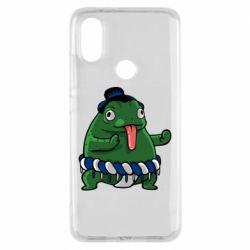 Чехол для Xiaomi Mi A2 Sumo toad