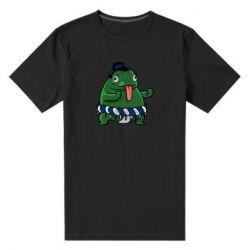 Мужская стрейчевая футболка Sumo toad