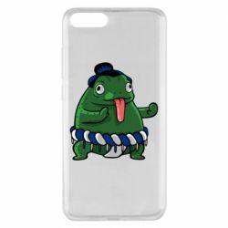 Чехол для Xiaomi Mi Note 3 Sumo toad