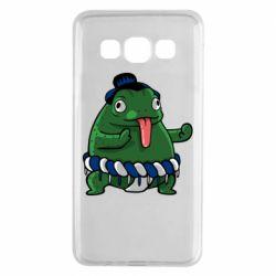 Чехол для Samsung A3 2015 Sumo toad