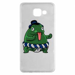Чехол для Samsung A5 2016 Sumo toad