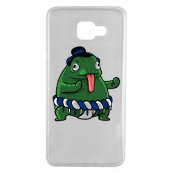 Чехол для Samsung A7 2016 Sumo toad
