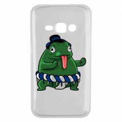 Чехол для Samsung J1 2016 Sumo toad