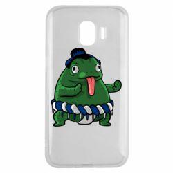 Чехол для Samsung J2 2018 Sumo toad