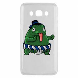 Чехол для Samsung J5 2016 Sumo toad
