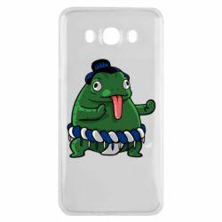 Чехол для Samsung J7 2016 Sumo toad