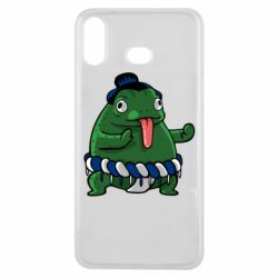 Чехол для Samsung A6s Sumo toad