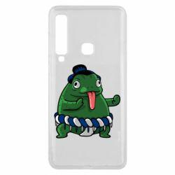 Чехол для Samsung A9 2018 Sumo toad