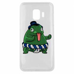 Чехол для Samsung J2 Core Sumo toad