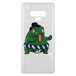 Чехол для Samsung Note 9 Sumo toad