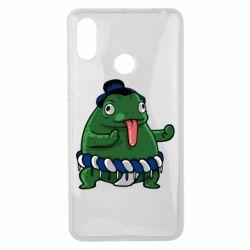 Чехол для Xiaomi Mi Max 3 Sumo toad