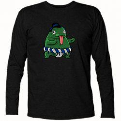 Футболка с длинным рукавом Sumo toad