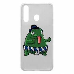 Чехол для Samsung A60 Sumo toad
