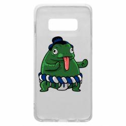 Чехол для Samsung S10e Sumo toad