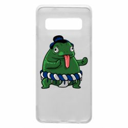 Чехол для Samsung S10 Sumo toad