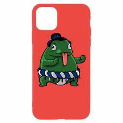 Чехол для iPhone 11 Pro Max Sumo toad