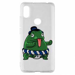 Чехол для Xiaomi Redmi S2 Sumo toad