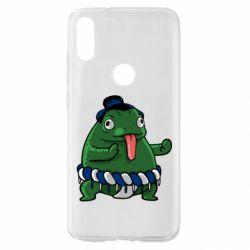 Чехол для Xiaomi Mi Play Sumo toad