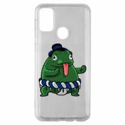 Чехол для Samsung M30s Sumo toad