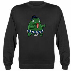 Реглан (свитшот) Sumo toad
