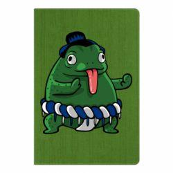 Блокнот А5 Sumo toad