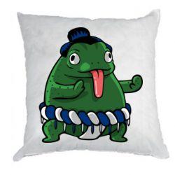 Подушка Sumo toad
