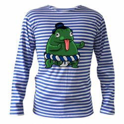 Тельняшка с длинным рукавом Sumo toad