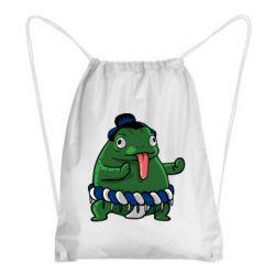 Рюкзак-мешок Sumo toad