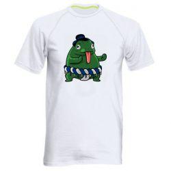 Мужская спортивная футболка Sumo toad